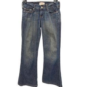 Abercrombie & Fitch Women's Boot Cut Jeans